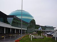 Astana International Airport 01